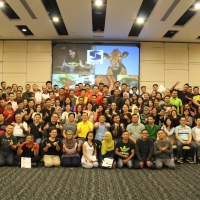 SUPREME Team Building Event at the Borneo Convention Centre