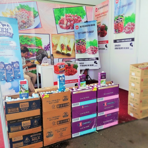 Sarawak AgroFest Exhibition at P.C.C., Bako – 20 to 28 October 2018