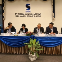 SUPREME C.R.B. 2nd AGM at Abell Hotel – 6 March 2019